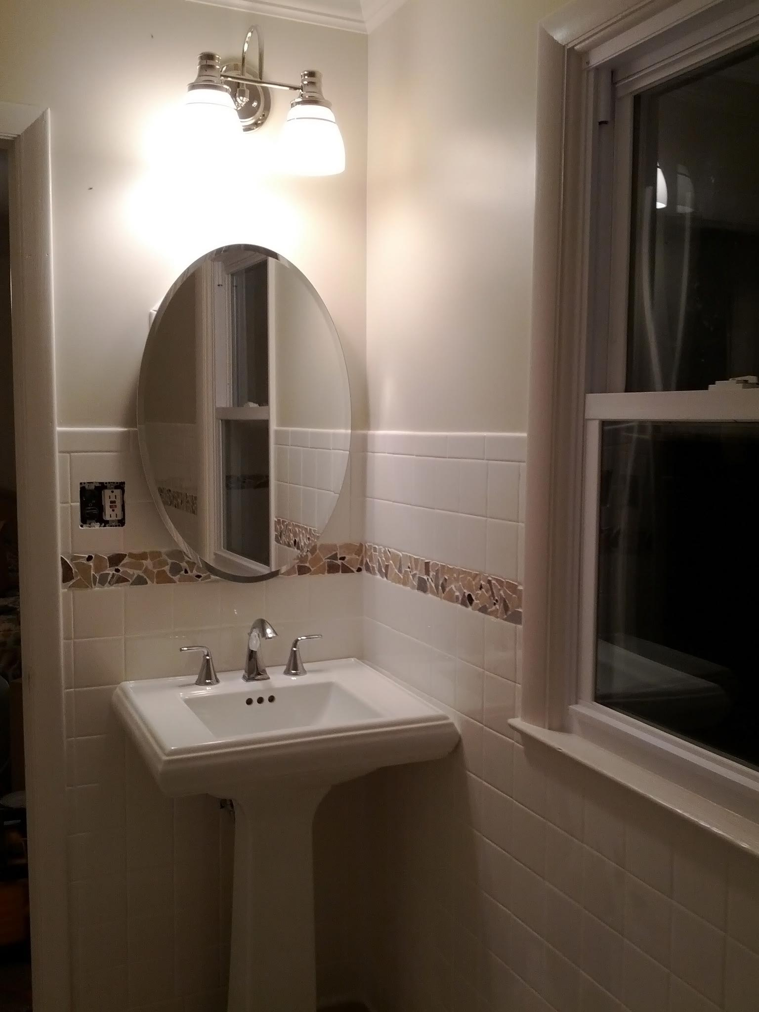Bathroom remodel outer banks rva remodeling llc for What s the average price to remodel a bathroom