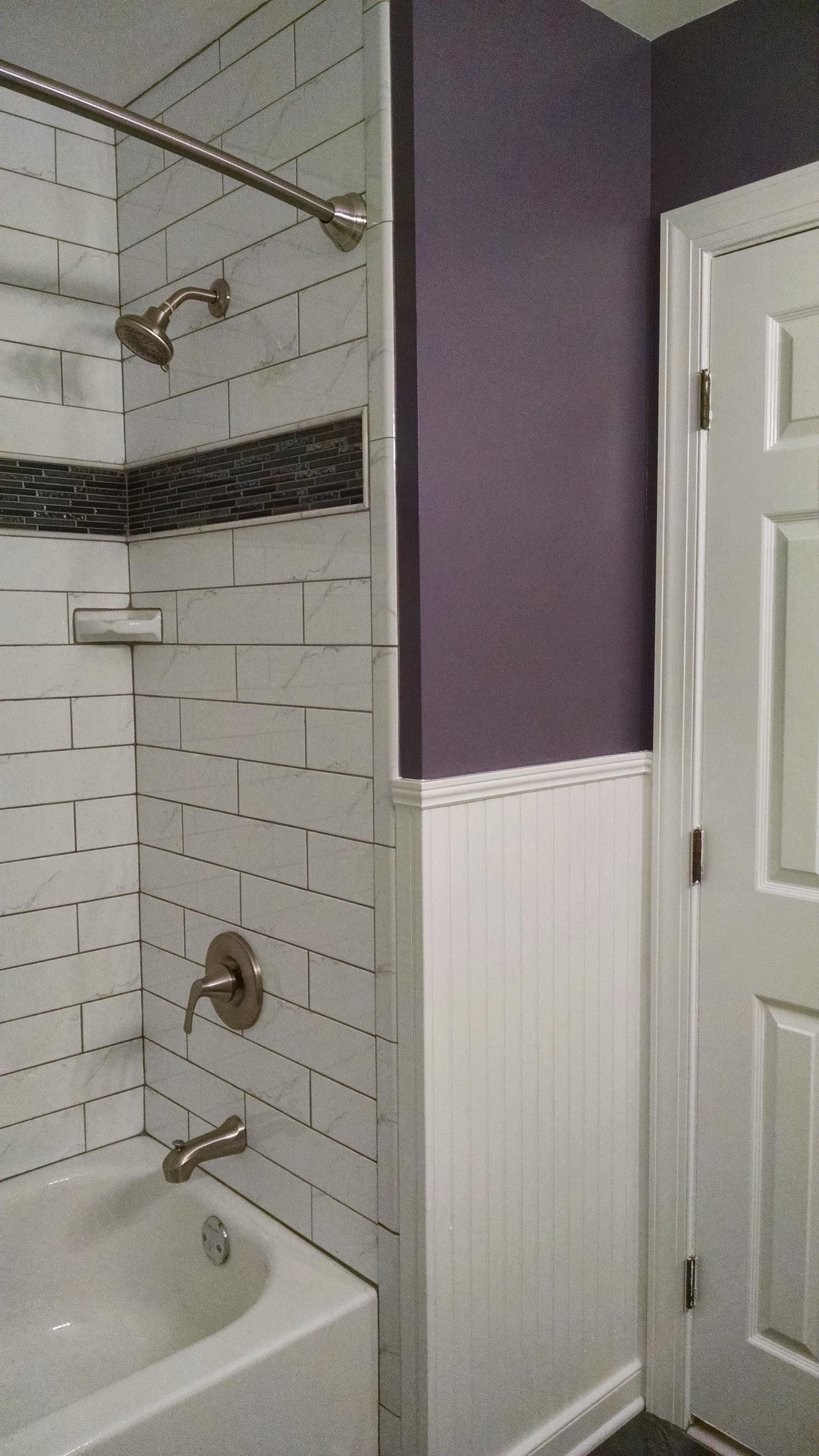 Bathroom Remodel In Stonehenge Rva Remodeling Llc