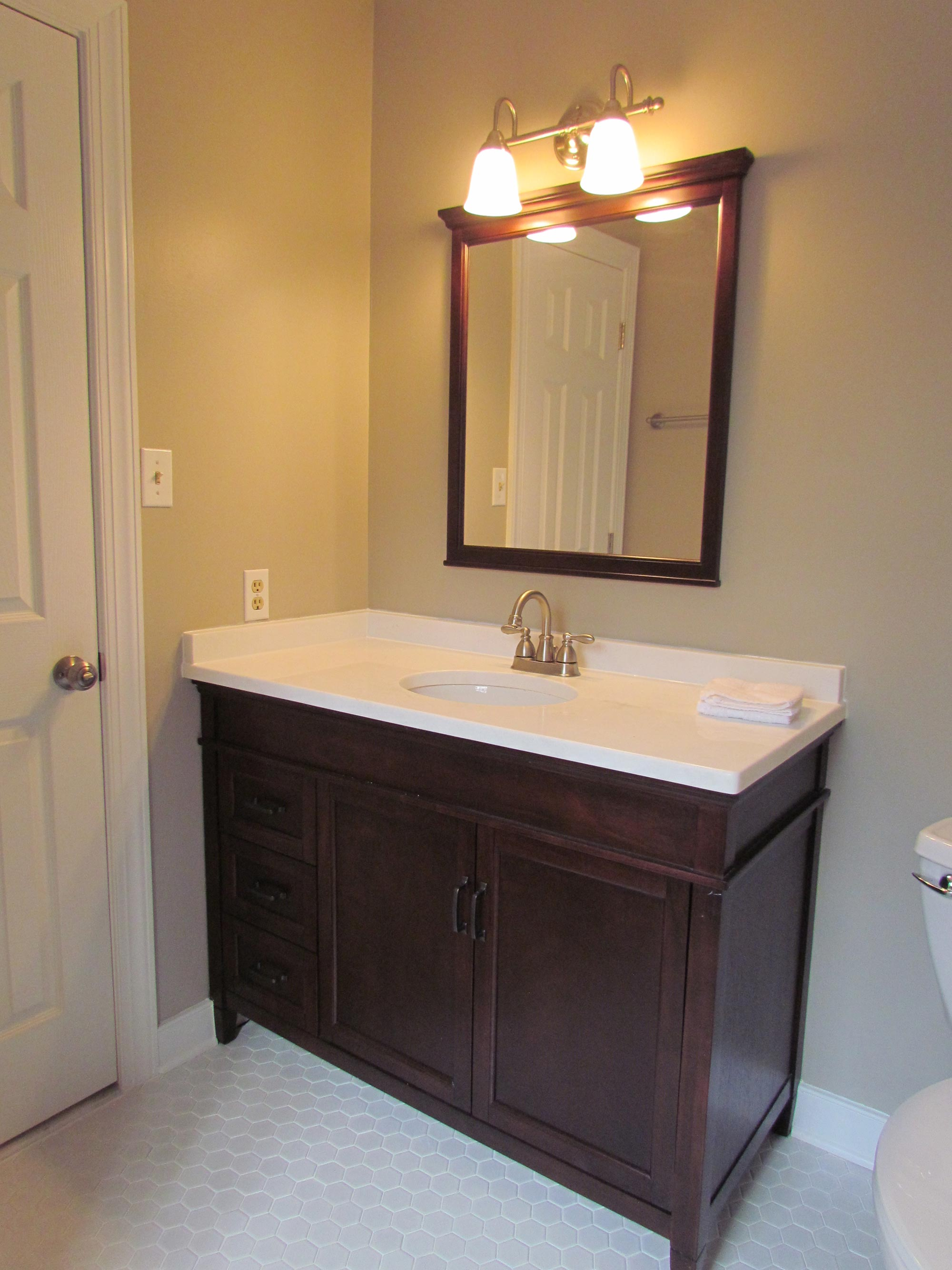 Bathroom Remodel In West End