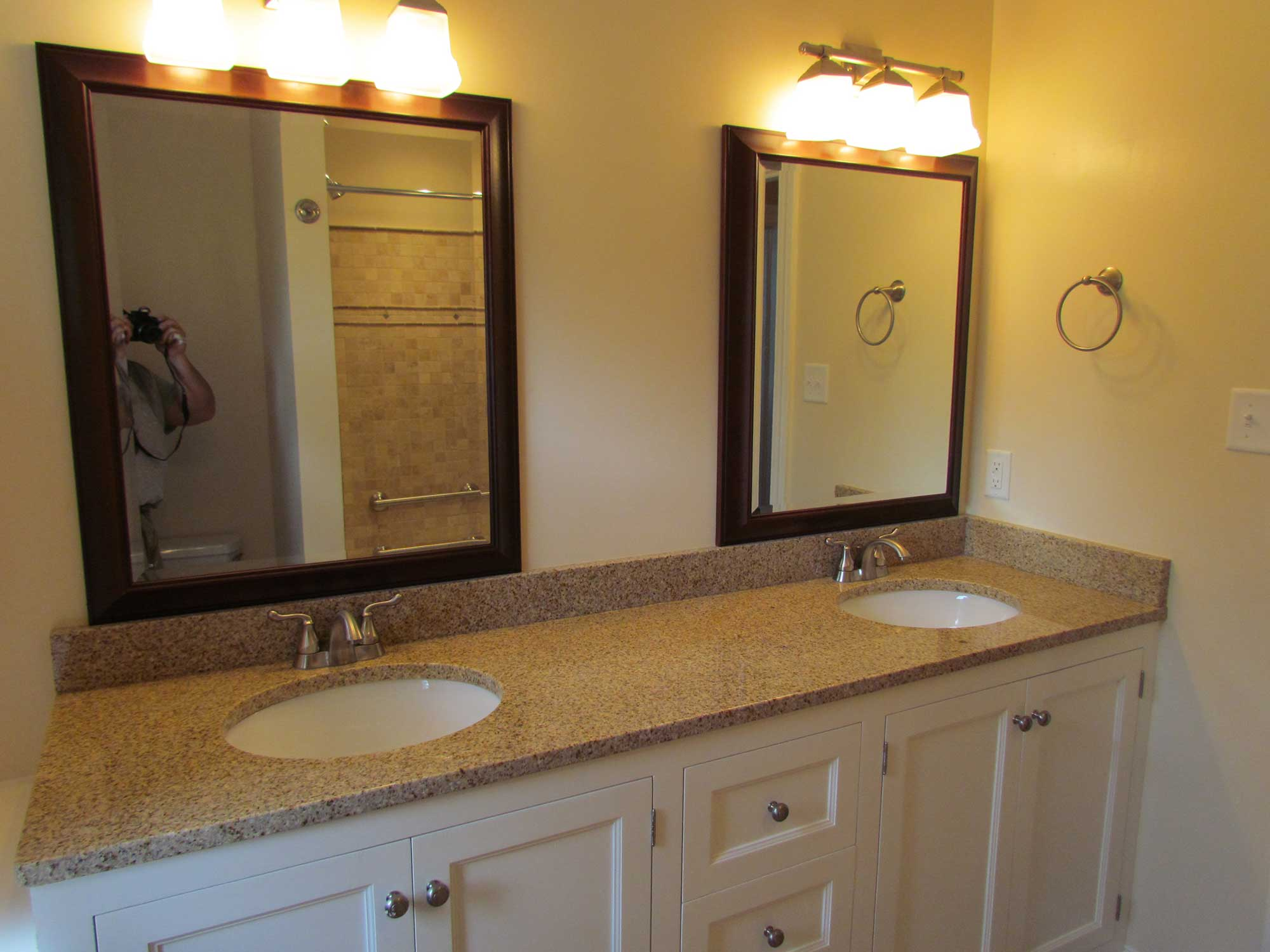 Bathroom Remodel In Midlothian RVA Remodeling LLC - How to completely remodel a bathroom