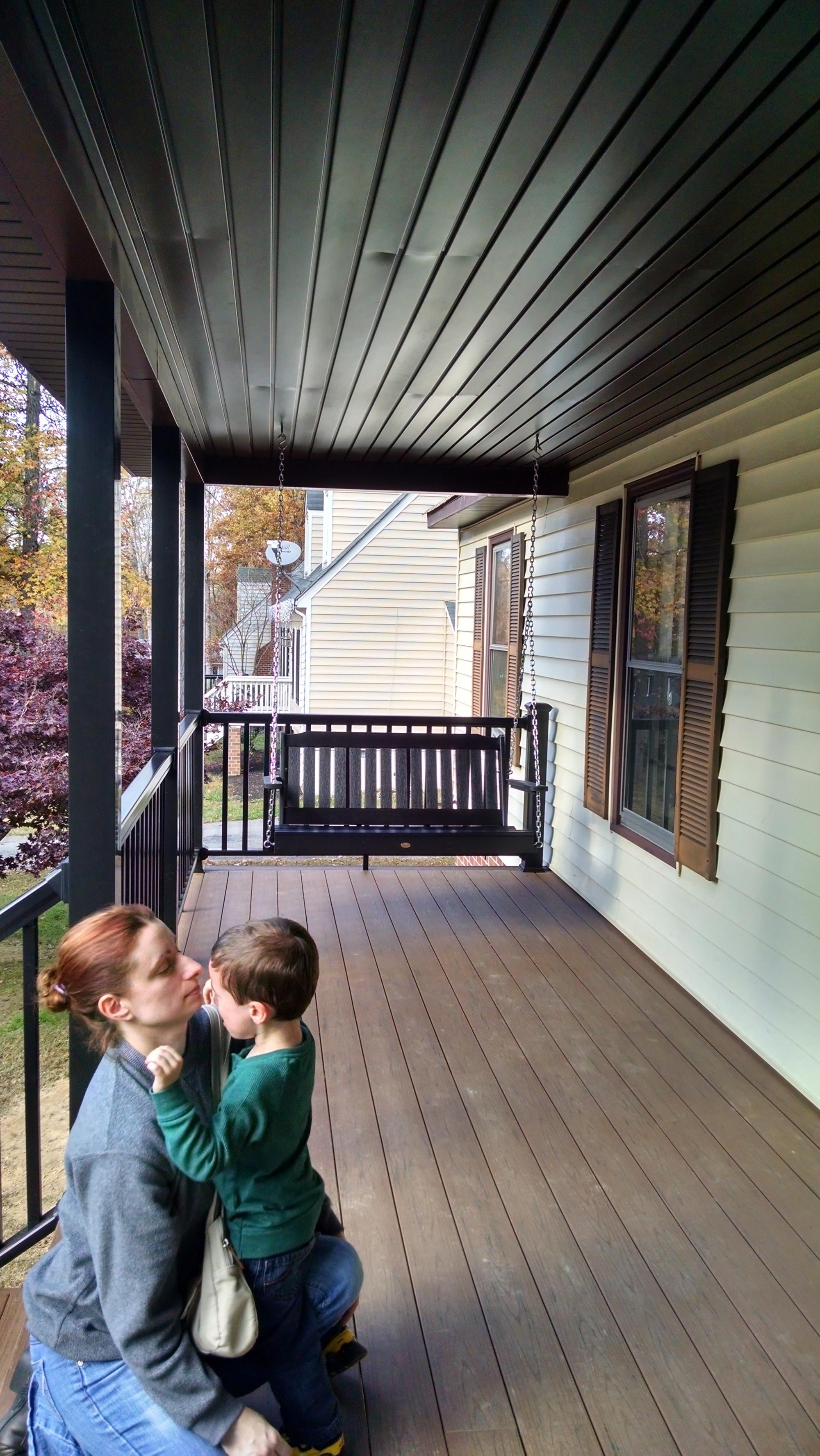 Front Porch Remodel Porch Remodel Front Porch Addition: Front Porch Addition - Chesterfield