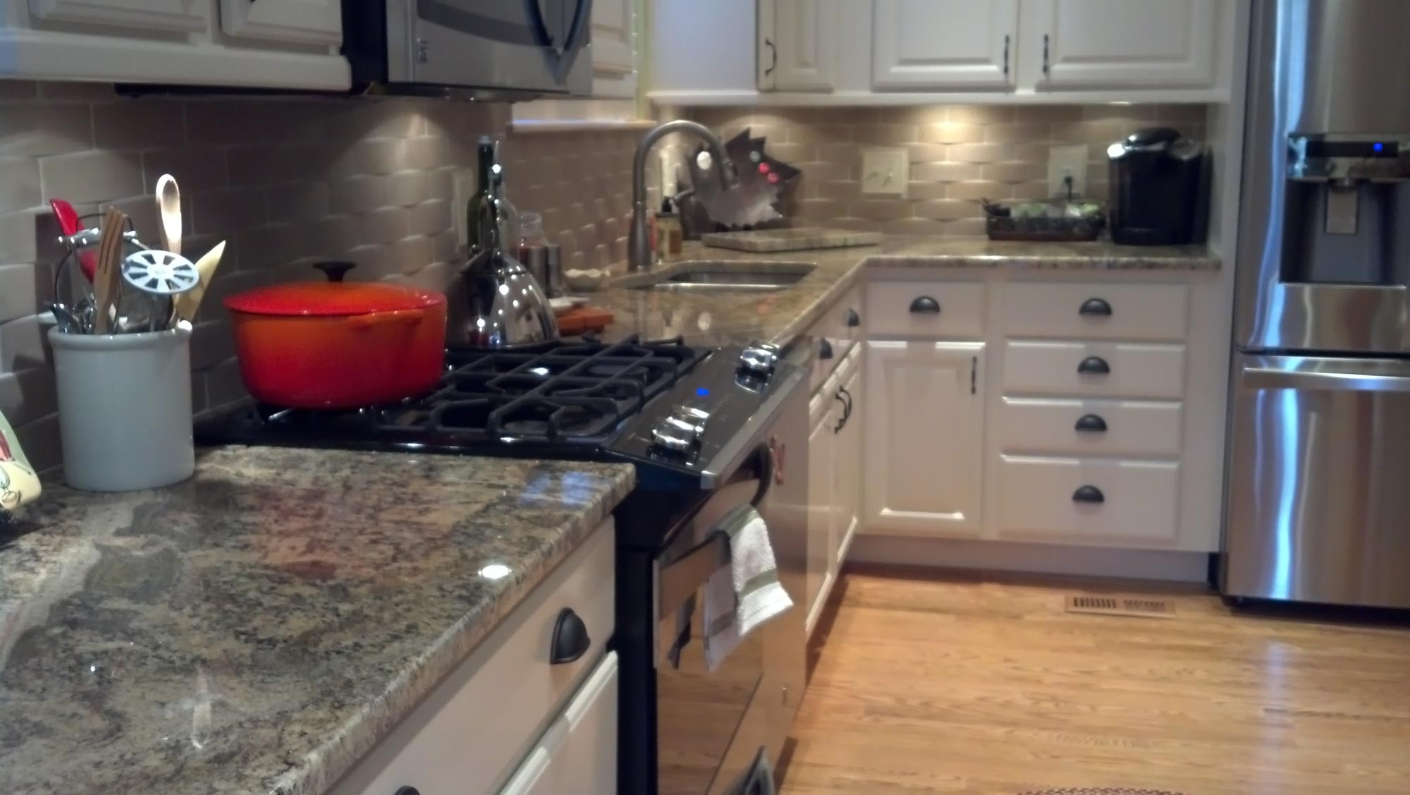 Kitchen Remodel Grove Avenue Rva Remodeling Llc