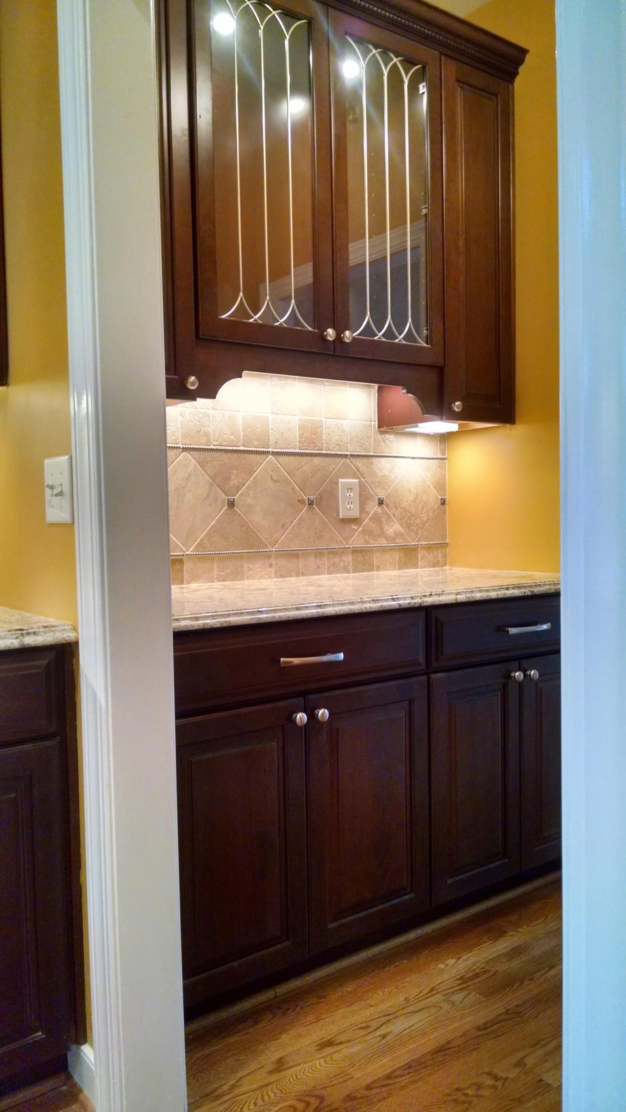 Kitchen Remodel The Highlands Rva Remodeling Llc