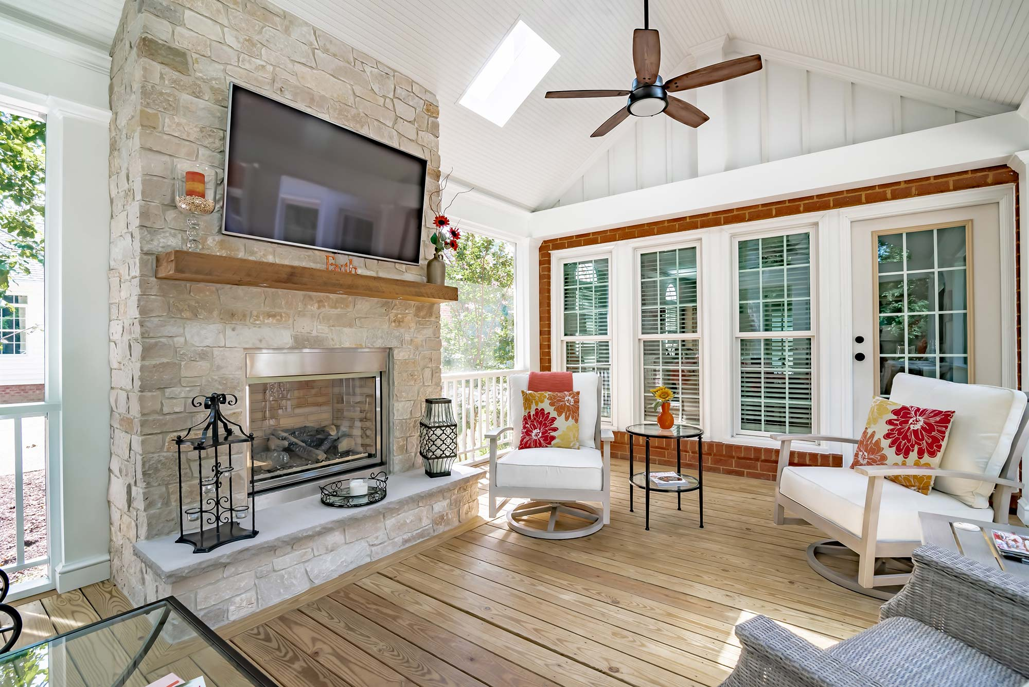West End Screened Porch Rva Remodeling Llc