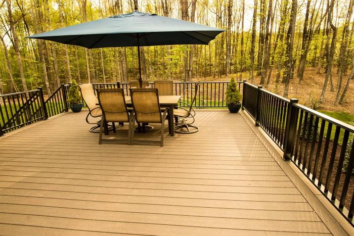 Founders Bridge Deck and Patio 4