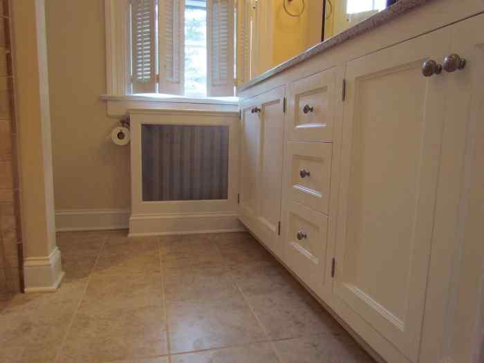 Bathroom remodel - cabinetry 2