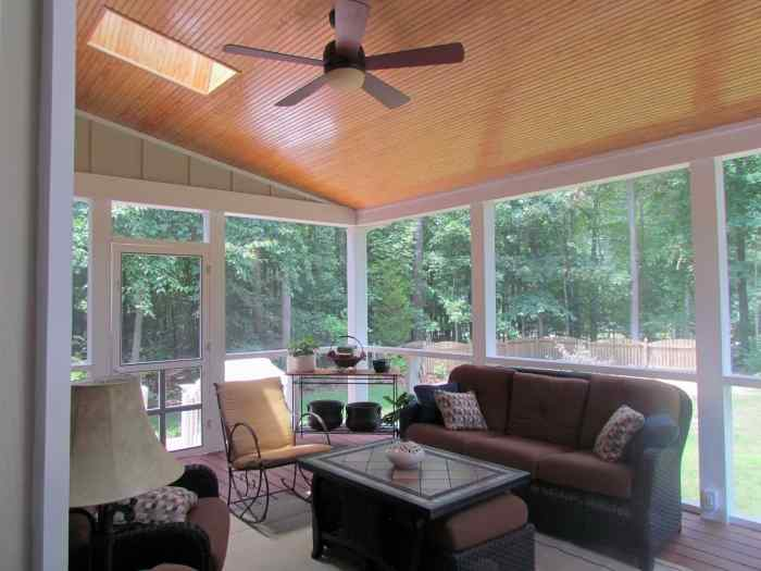 Covered Porch Addition